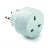 ADAPTADOR EUROPEO-INGLES 13-16 AH. 250 V. 1415