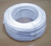 CABLE H03VVH2-F 2X0.75 MM. BLANCO ( 100M. )
