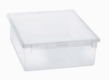 CAJA ORDENACION LIGHT BOX 52XL 22L. TRANSPARENTE
