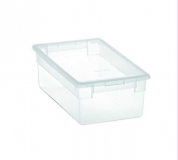 CAJA ORDENACION LIGHT BOX XS 5L. TRANSPARENTE