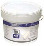PINTURA PLASTICA INT. BOX PLUS BLANCO MATE 20KG.